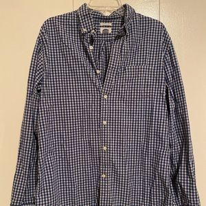 Long Sleeve Men's Buttondown